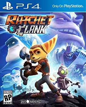 Ratchet & Clank for PS4