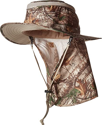 b4d535a77e4354 Image Unavailable. Image not available for. Color: Stetson Men's No Fly Zone  Flap Safari ...