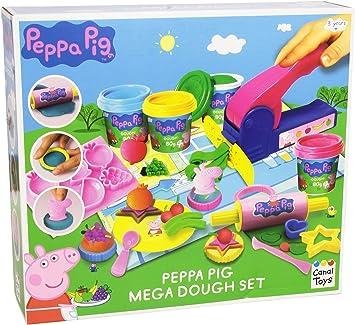 Peppa Pig Pate Modeler Ensemble Amazon Fr Jeux Et Jouets