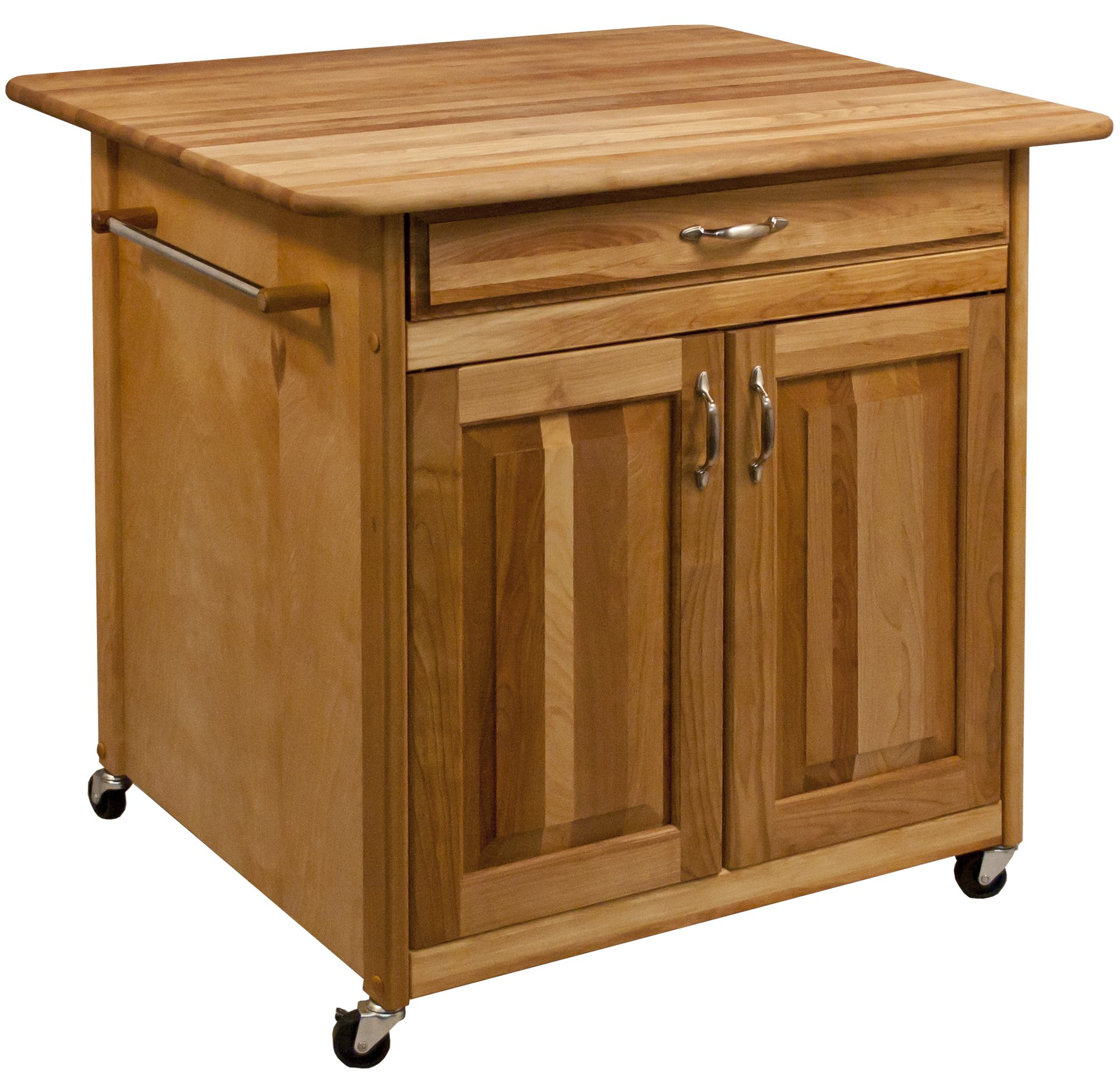 Catskill Craftsmen 63037 The Big Work Center with Solid Back