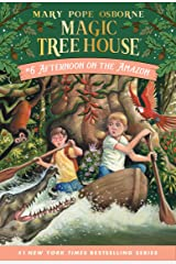 Afternoon on the Amazon (Magic Tree House Book 6) Kindle Edition