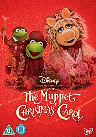 The Muppet Christmas Carol.The Muppet Christmas Carol Dvd Amazon Co Uk Michael