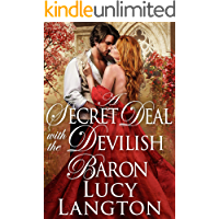 A Secret Deal with the Devilish Baron: A Historical Regency Romance Book (English Edition)