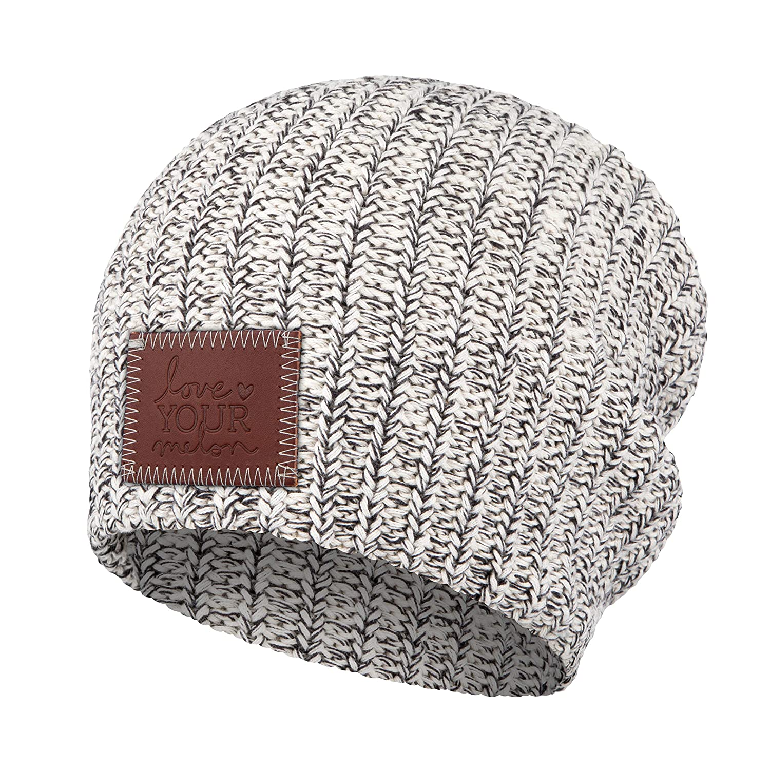 8f7c5ff25 Love Your Melon Black Speckled Beanie at Amazon Men's Clothing store: