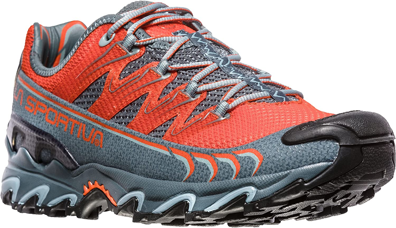 La Sportiva Ultra Raptor, Chaussures de Trail Homme 42 EU|Multicolore EU|Multicolore 42 - Orange/Gris Ardoise (Tangerine/Slate 000) cf35b7