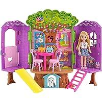 Barbie - (Mattel Fpf83) Chelsea'Nin Ağaç Evi