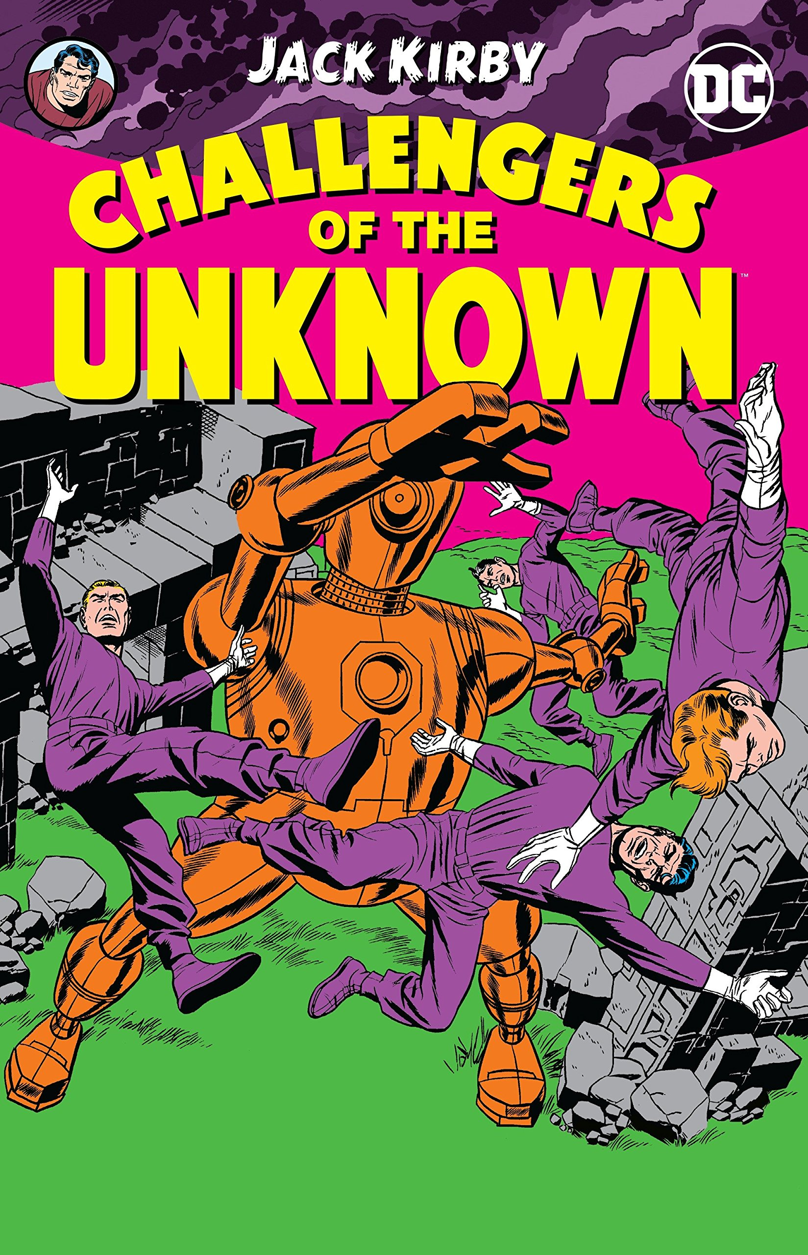 Download Challengers of the Unknown by Jack Kirby ebook