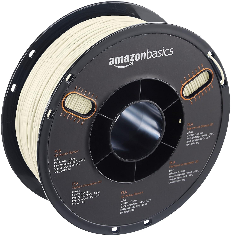 AmazonBasics – Filamento de PLA para impresora 3D, 1,75 mm ...