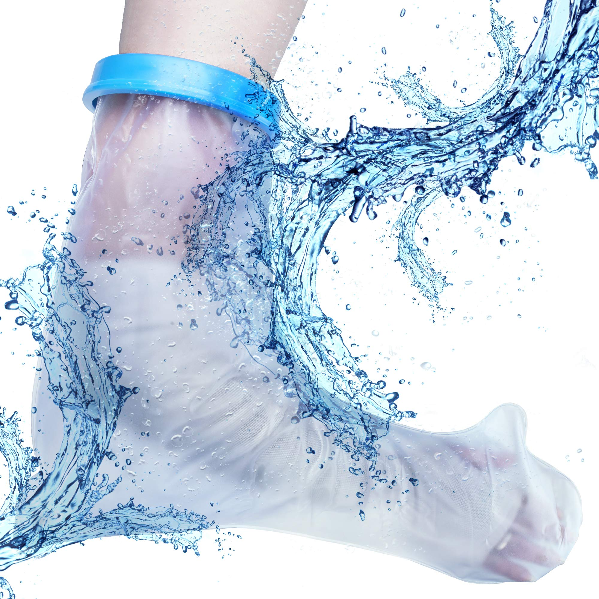Supply Waterproof Sealed Cast Bandage Protector Wound Fracture Hand Arm Cover For Shower For Adult Short Arm Hand Foot Skin Care Tool Handsome Appearance Bath & Shower Bath