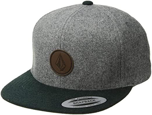 Amazon.com  Volcom Men s Quarter Fabric Hat  Clothing 6b7d99d1de2c