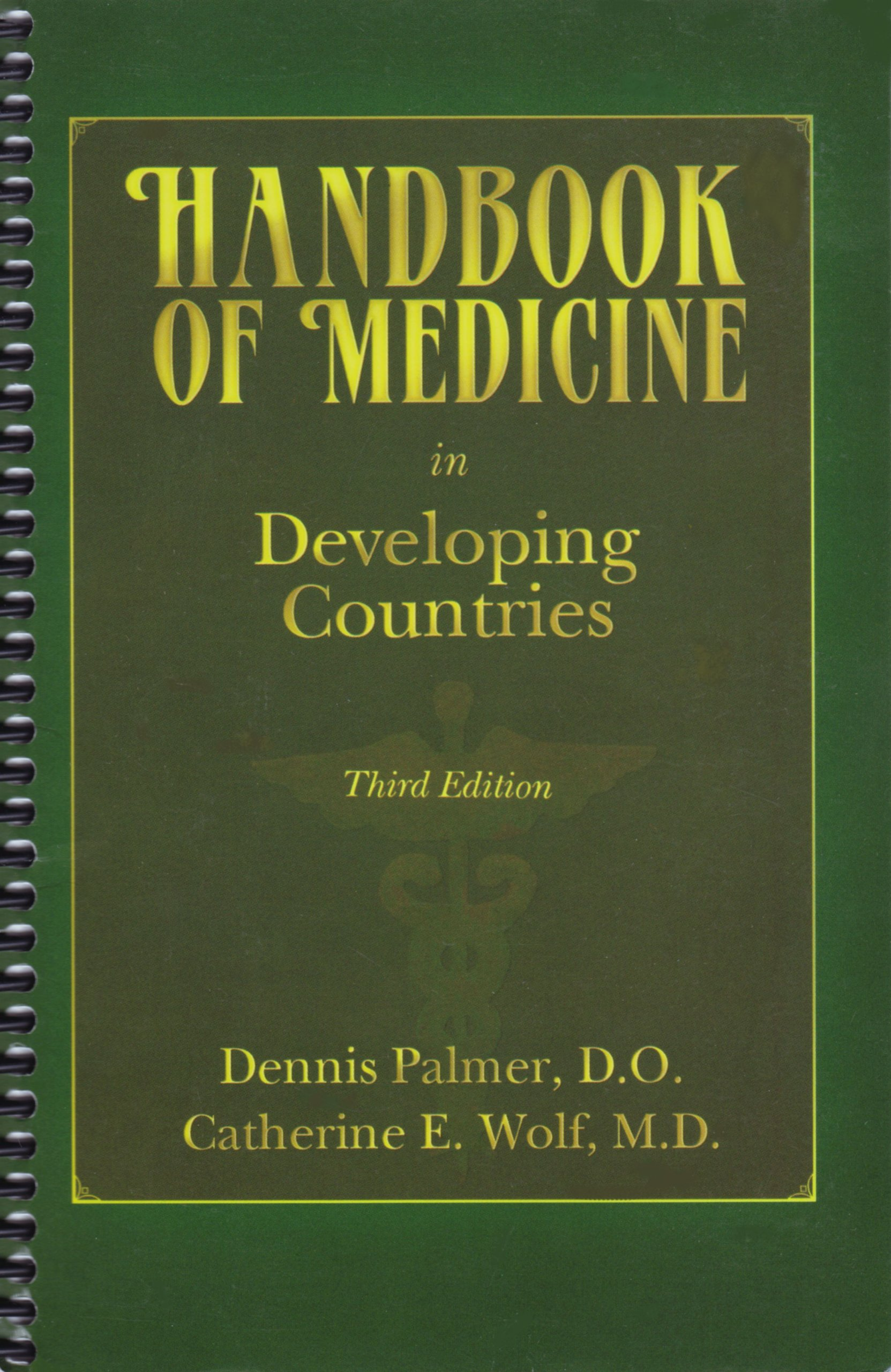 Handbook of Medicine in Developing Countries PDF