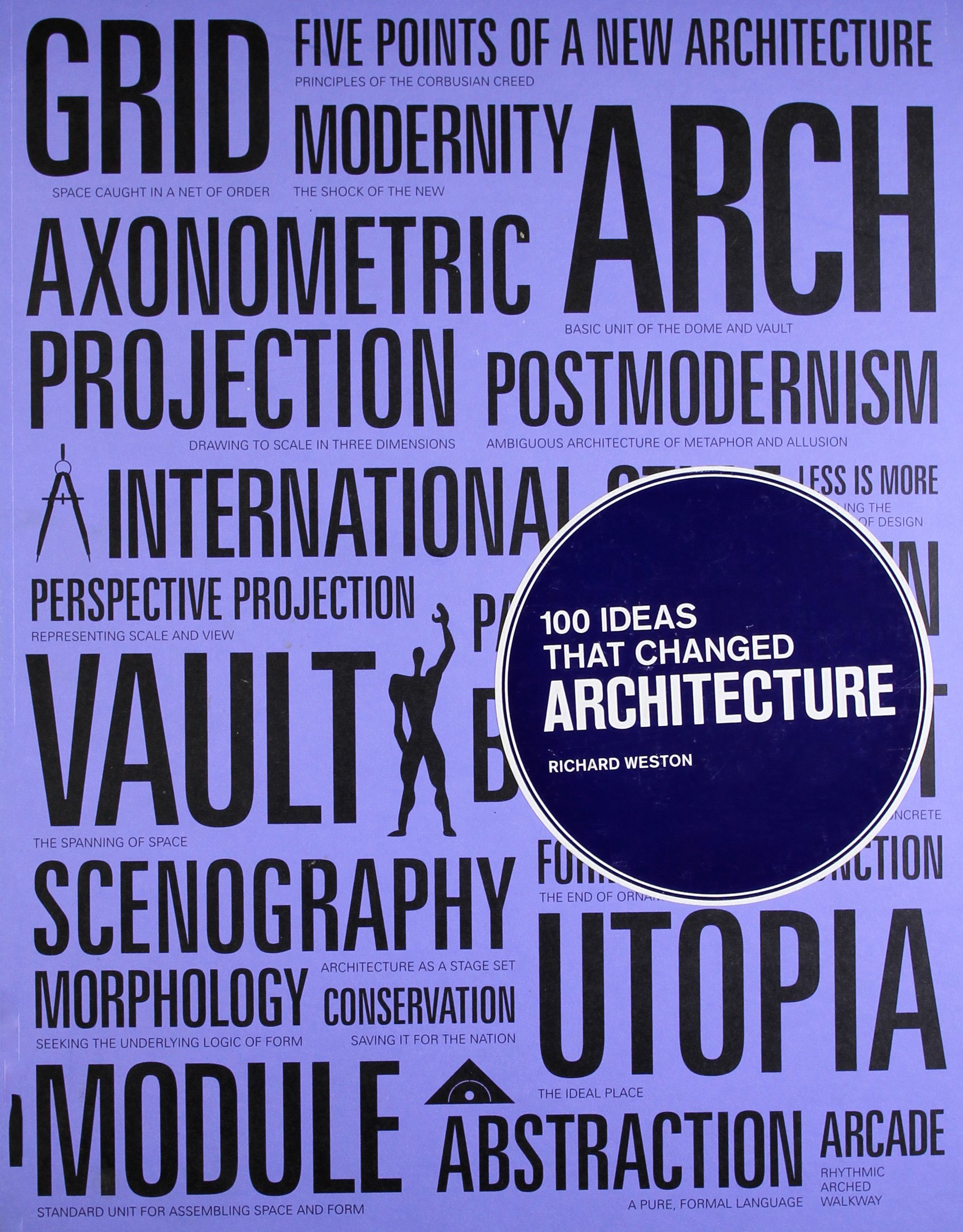 100 Ideas That Changed Architecture: Richard Weston: 9781856697323:  Amazon: Books