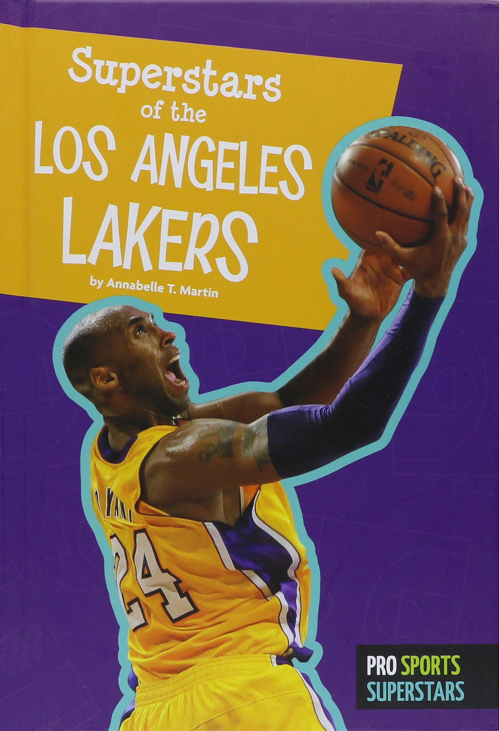 Superstars of the Los Angeles Lakers (Pro Sports Superstars NBA) pdf epub