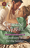 A Convenient Bride for the Soldier (The Society of Wicked Gentlemen)