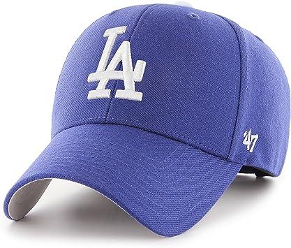Los Angeles Dodgers – Gorra oficial – Talla Regulable: Amazon.es ...