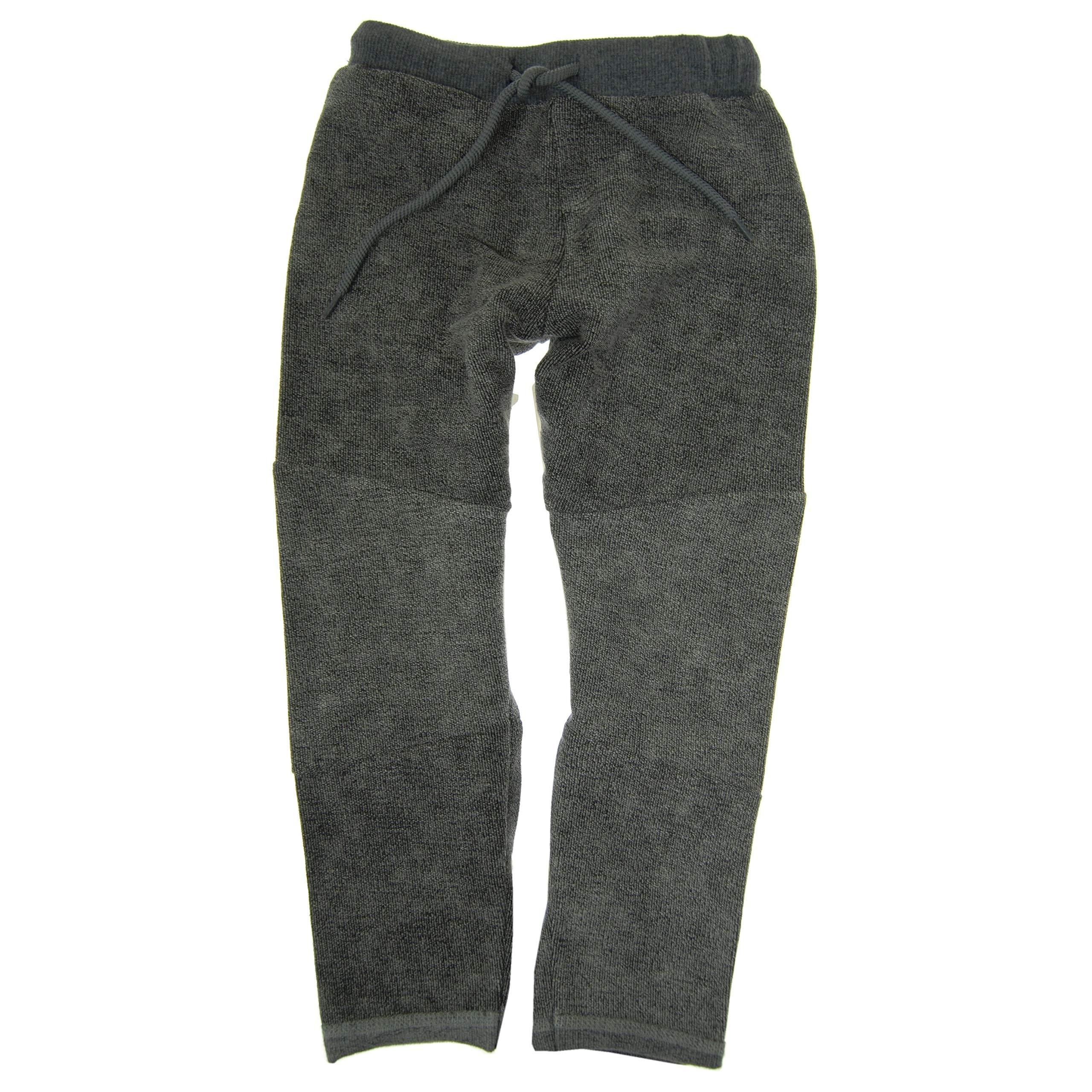 Mini Shatsu Gray Terry Sweat Pants