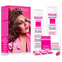 PROCURE TRIO Colour Protect Defense Bundle- 1 Shampoo for Color Treated Hair & 1 Conditioner for Colored Hair 10oz 1 box…