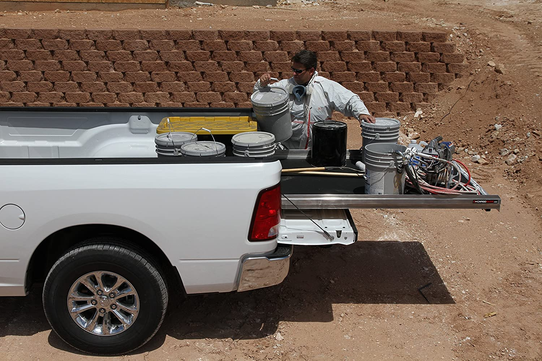 1500 lb Capacity CargoGlide CG1500-7548 Sliding Truck Bed Tray