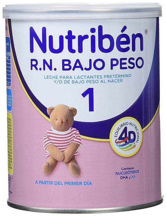 Nutribén Leche R.N - 400 gr: Amazon.es: Alimentación y bebidas