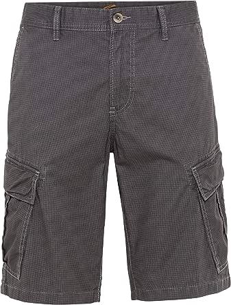 camel active Bermuda Cargo Pantalón para Hombre