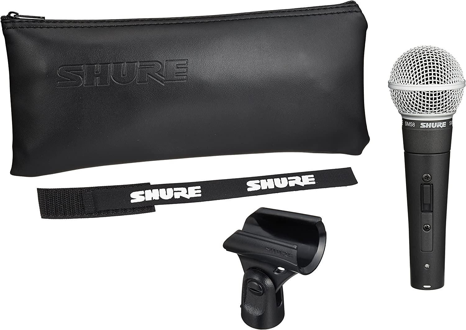 Amazon Com Sm58s By Shure Musical Instruments