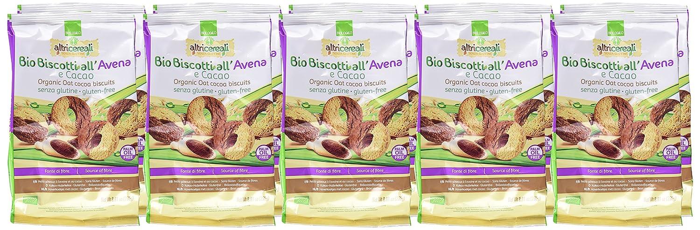 Probios AltriCereali Galletas con Avena y Cacao - Paquete de 10 x 250 gr - Total: 2500 gr: Amazon.es: Alimentación y bebidas