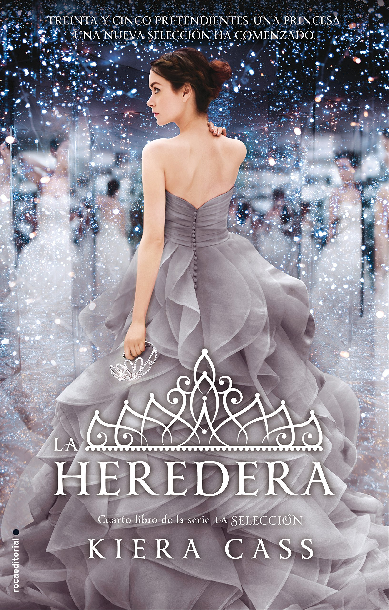 La heredera (La Seleccion / the Selection) (Spanish Edition): Kiera Cass: 9788499189949: Amazon.com: Books