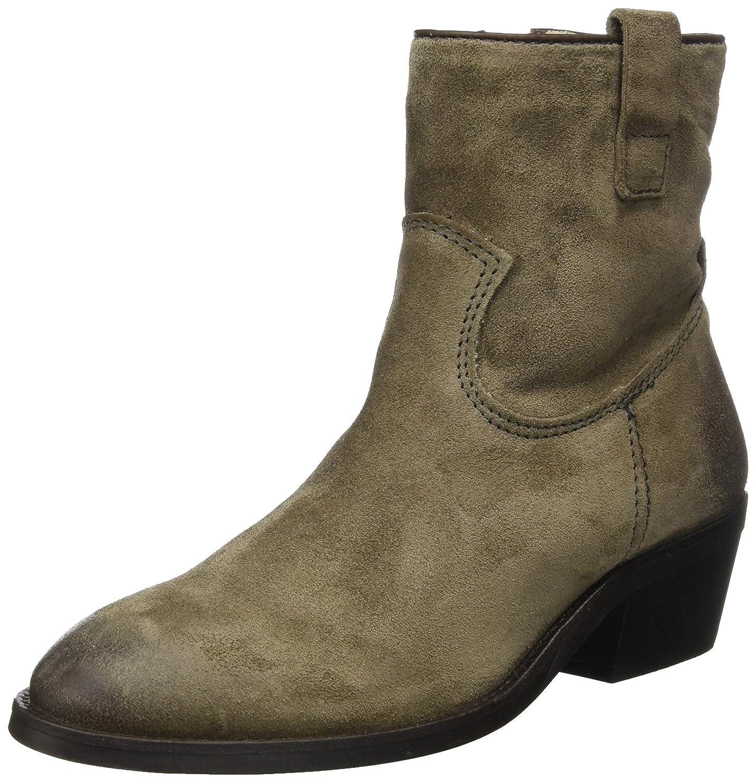 Marc O'Polo Damen Mid Heel Stiefelie Stiefelie Stiefelie 70814216101304 Schlupfstiefel 0f8c64