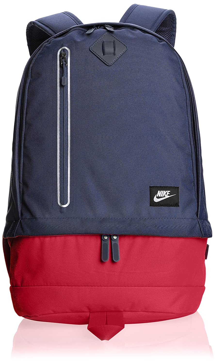 Nike Cheyenne 2000 Classic Men s Rucksack Multi-Coloured Midnight  Navy Unvred Silver Size 50 x 25 x 5 cm, 5 Litres  Amazon.co.uk  Sports    Outdoors fd9e7535a1