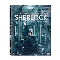 Sherlock - Temporada 4 (BD) [Blu-ray]