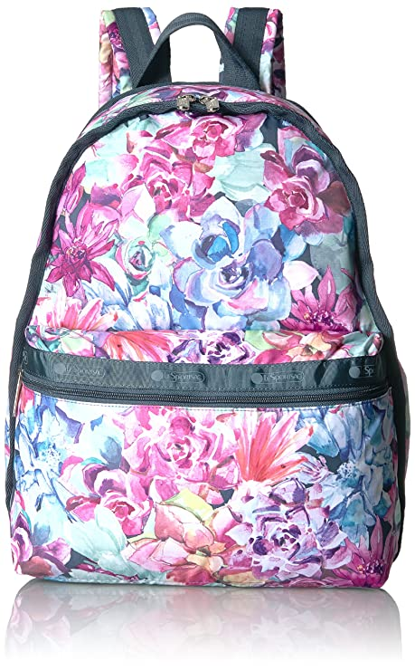 be53cc812 LeSportsac Women's Classic Basic Backpack, Desert Bloom: Amazon.ca: Luggage  & Bags