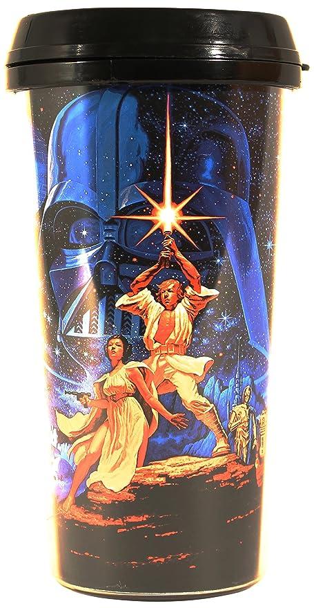 Amazon.com: Plata Buffalo sw4287 Star Wars Una nueva ...