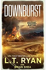 Downburst (Rachel Hatch Book 2) Kindle Edition