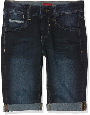 Kinder Jungen Hose Bermuda Jeans Kurze Hosen Größe 98 Mit Gürtel Kindermode, Schuhe & Access. Sonstige