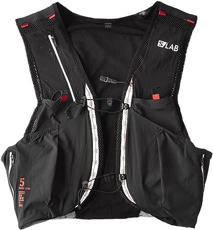 le dernier 70803 c3122 Buy Salomon S-Lab Sense Ultra 5L Hydration Vest Black/Racing ...