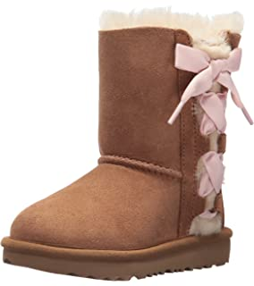 83979f345de Amazon.com | UGG Kids' Bailey Bow (Toddler/Little Kid/Big Kid) | Boots