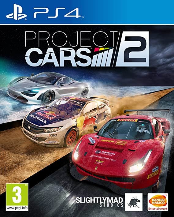 Project Cars 2 - PlayStation 4 [Importación inglesa]: Amazon.es: Videojuegos