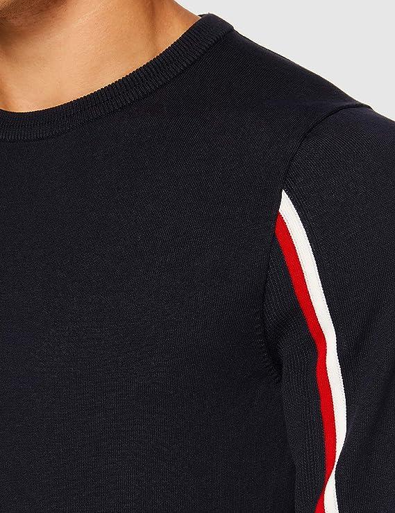 Tommy Hilfiger Global Stripe Intarsia Sweater Maglione Uomo