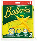 Ballerina La Original Paños Multiuso - 3 Paños