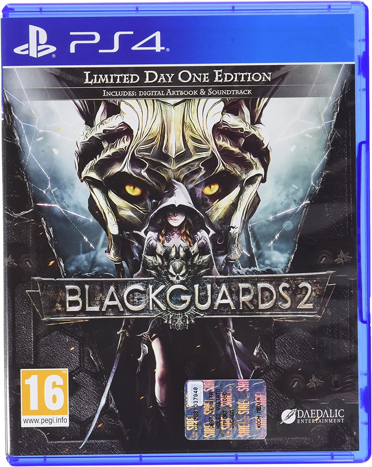 Blackguards 2 - Limited Day One Edition: Amazon.es: Videojuegos