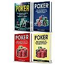 Poker books: 4 Books in 1- Beginner's Guide+ Tips and...