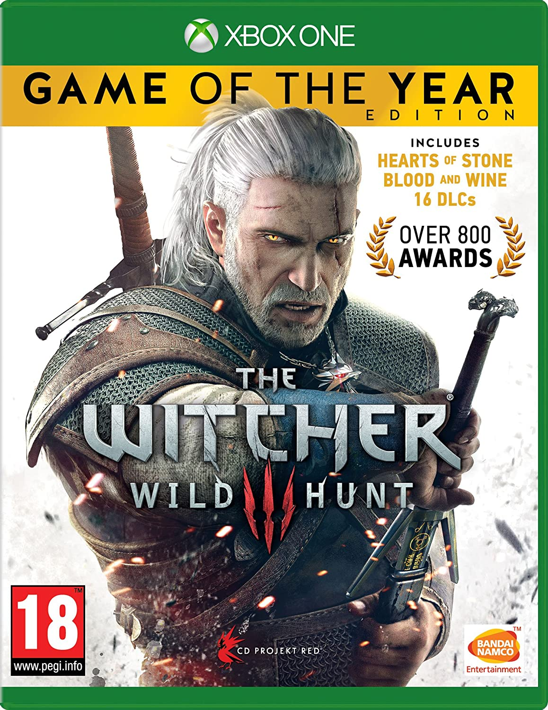 The Witcher 3 Game Of The Year Edition [Importación Inglesa]: Amazon.es: Electrónica