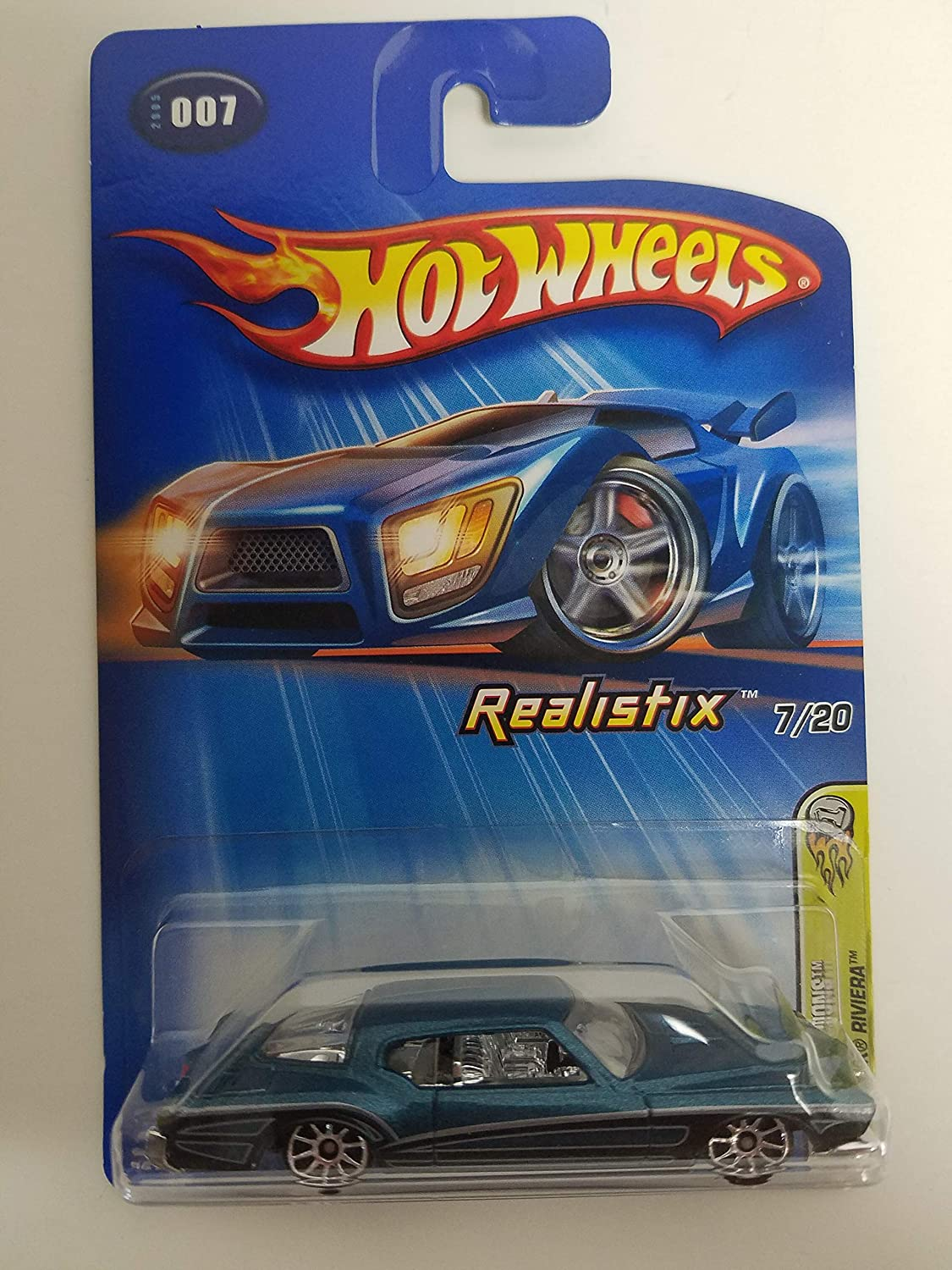 1971 Buick Riviera Teal Color 2005 First Editions Hot Wheels Diecast Car No 007 At Amazon S Sports Collectibles Store