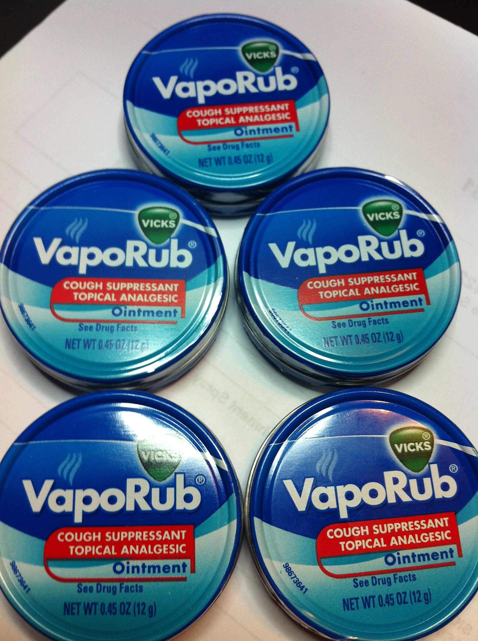 vicks vapor rub vs icy hot