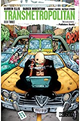 Transmetropolitan Book Three Kindle Edition