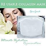 Super Hydrating Collagen Neck or Decolette Patch with Collagen