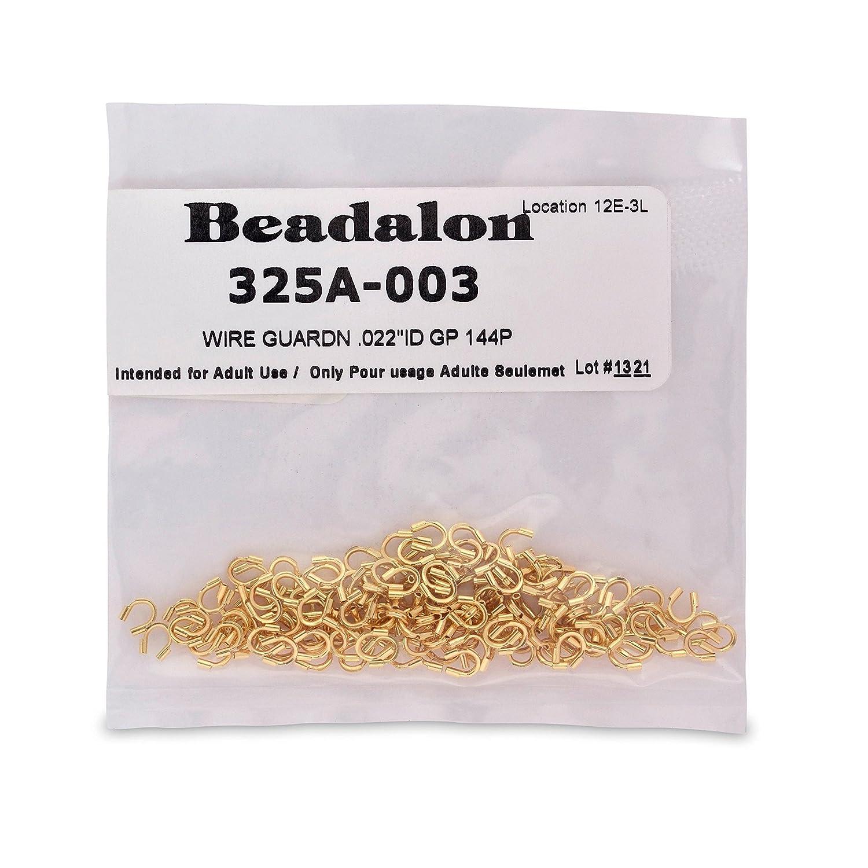 Amazon.com: Beadalon Wire Guardians / Thread Protectors 0.022\