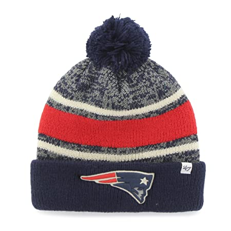 a88ab27e89547 promo code for amazon nfl arizona cardinals 47 fairfax cuff knit hat with  pom one size