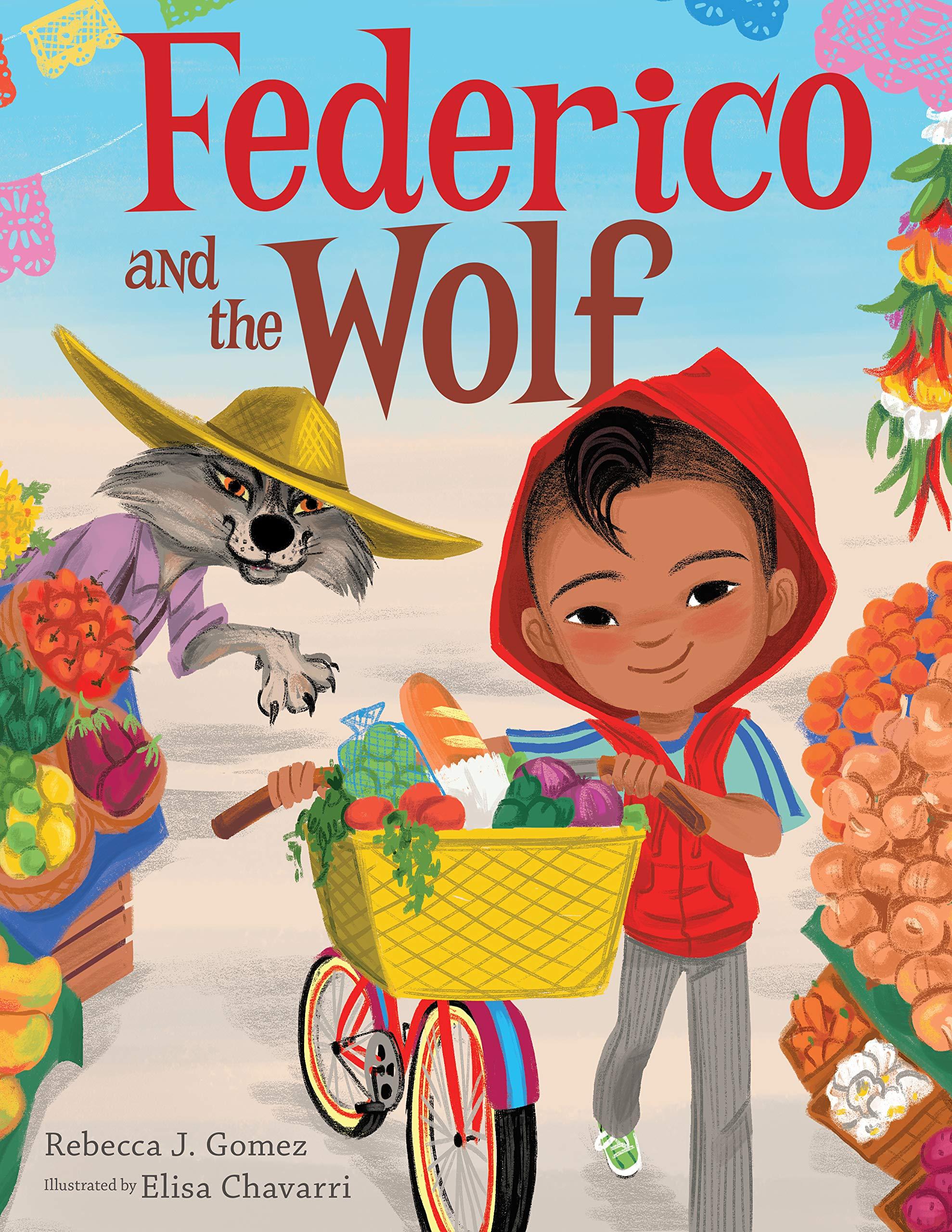 Amazon.com: Federico and the Wolf (9781328567789): Gomez, Rebecca ...