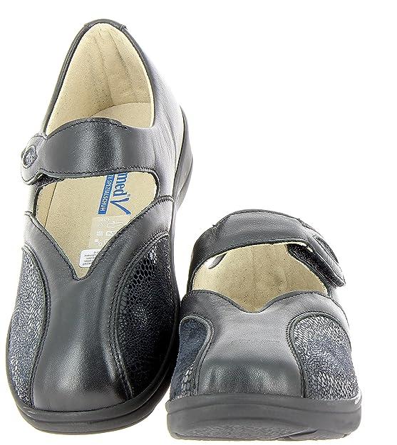 Varomed Sienna Chaussures Femme 79251–70Femme Ballerine, rééducation, Chaussures Chaussons, therapieschuhe - Blanc - Blanc, 4